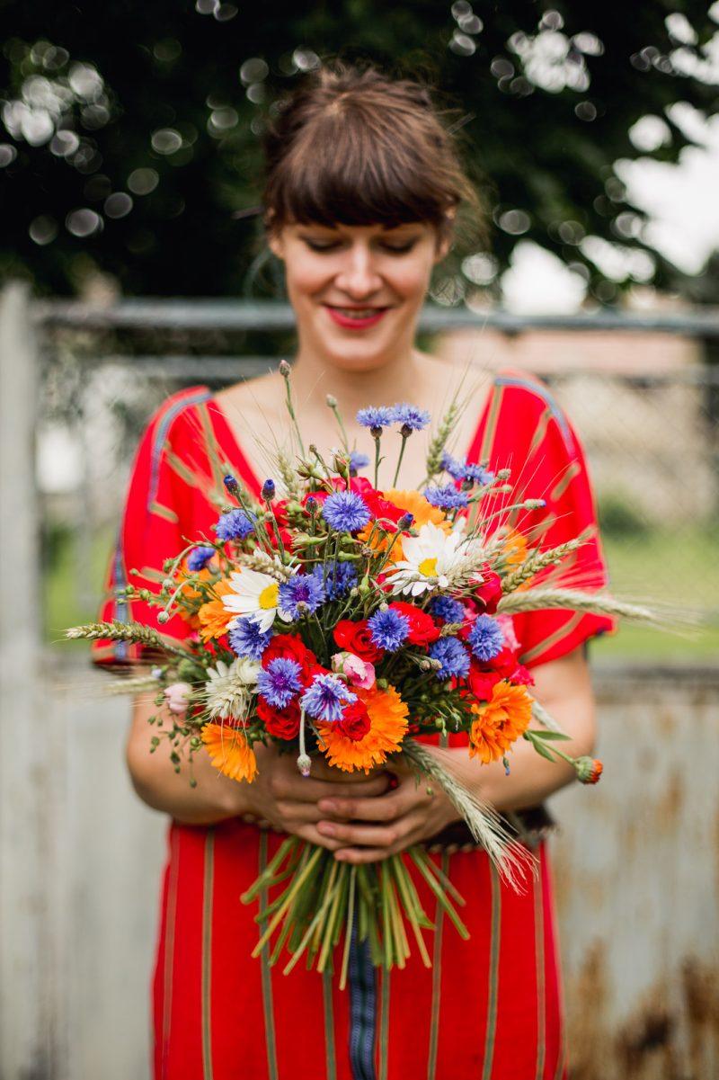 malý květinový workshop