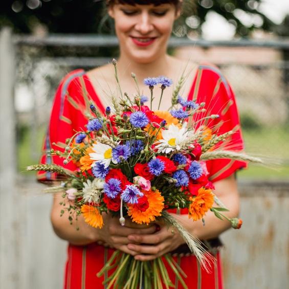 Letni kytice kytkyodpotoka - Květinové předplatné - Kytky od potoka