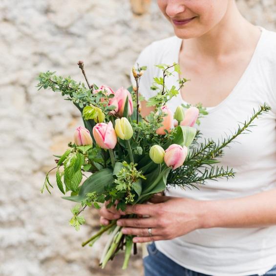 Predplatne kytice - Květinové předplatné - Kytky od potoka