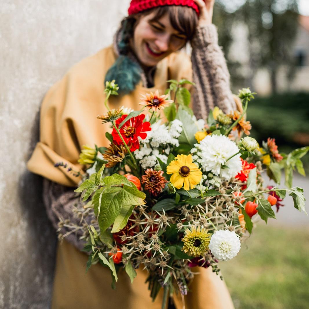 Květiny co vykouzlí úsměv a překvapí