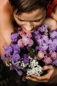 Kytkyodpotoka foto Nikol Klapkova - U nás rozkvetou čisté květy i Vaše krása! - Kytky od potoka
