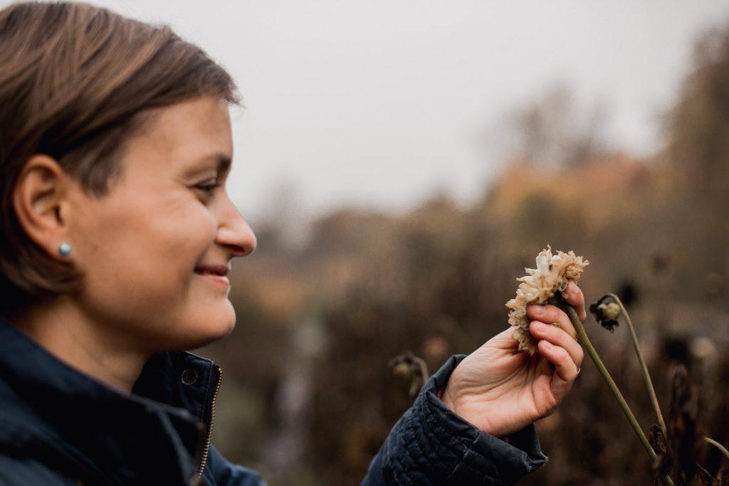 Ekologické květiny Kytky od potoka - Novoroční poděkování - Kytky od potoka