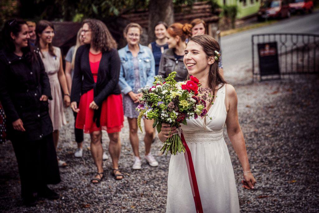 Svatba Kytkyodpotoka foto Jan Mudra - Svatby - Kytky od potoka