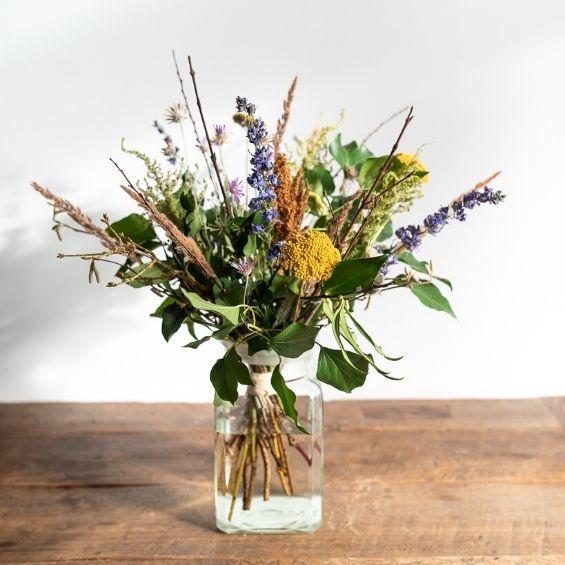 kytice pro paní učitelku