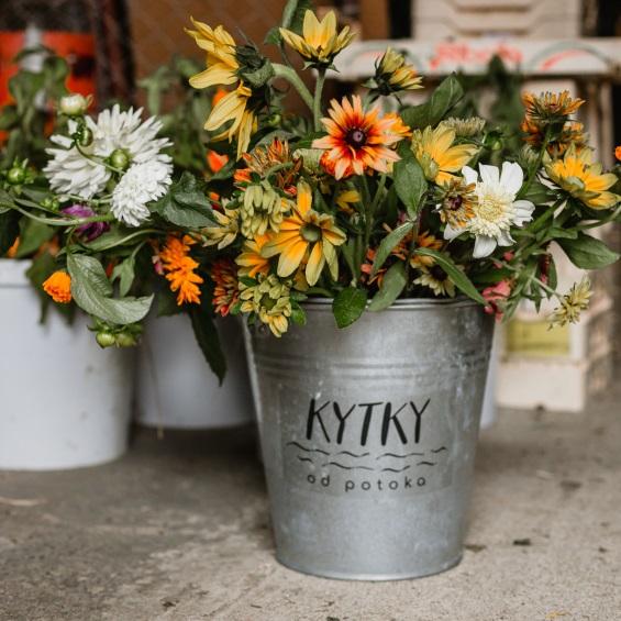 Naruc kytek z pole Kytkyodpotoka - Poukaz na květinový workshop - Kytky od potoka