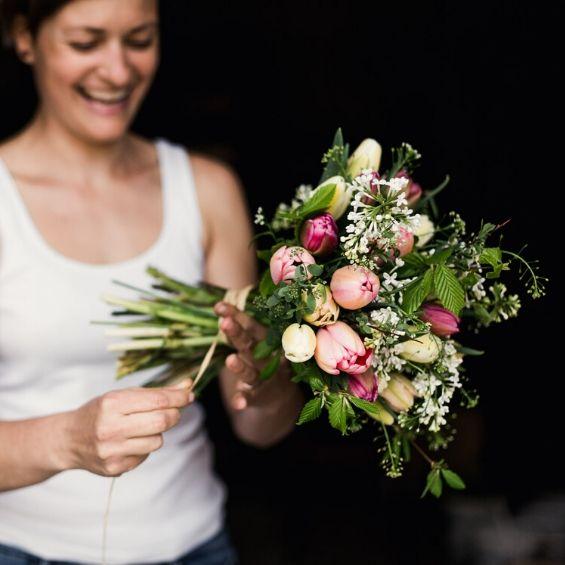 3 - Poukaz na květinový workshop - Kytky od potoka