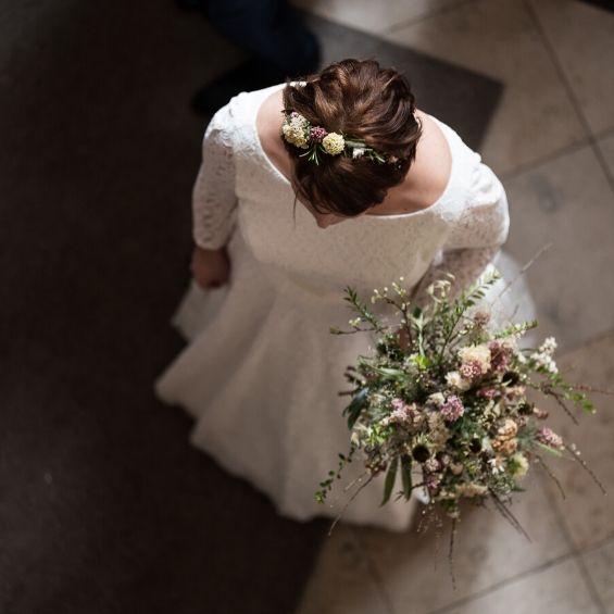 10 1 - Mini svatba - Kytky od potoka