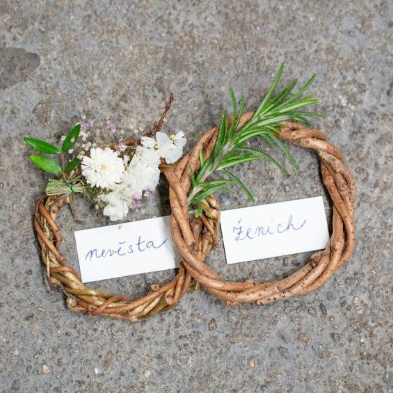 10 - Mini svatba - Kytky od potoka