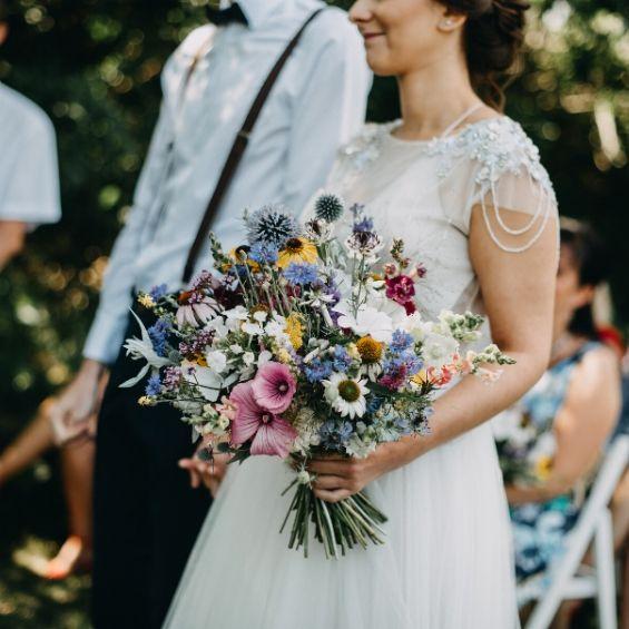 2 - Mini svatba - Kytky od potoka