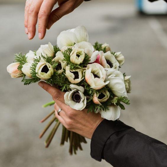4 - Mini svatba - Kytky od potoka
