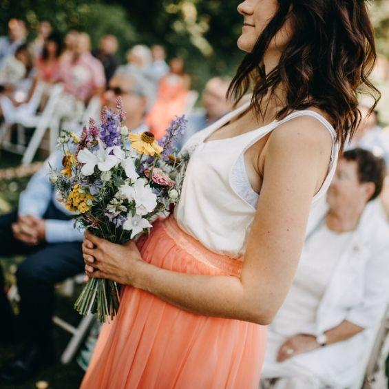 5 1 - Mini svatba - Kytky od potoka