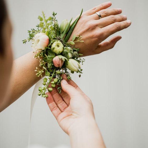 6 - Mini svatba - Kytky od potoka