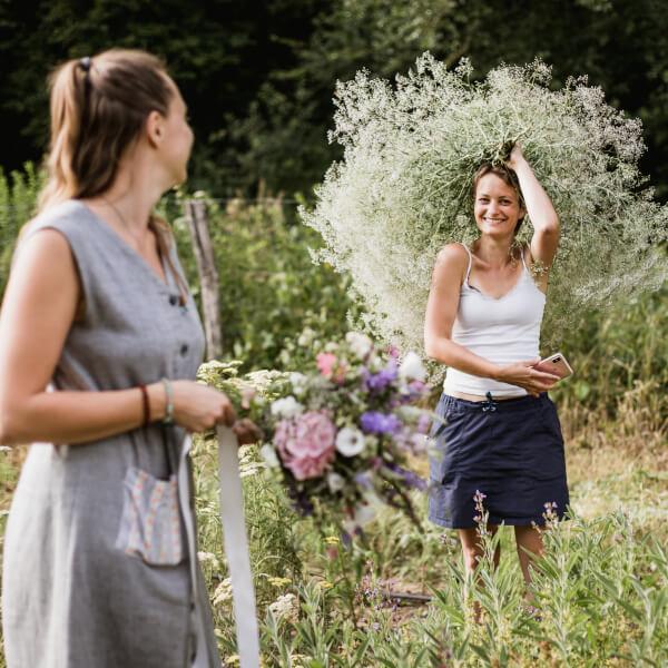 zazitky - Poukaz na komentovaný sběr květin - Kytky od potoka
