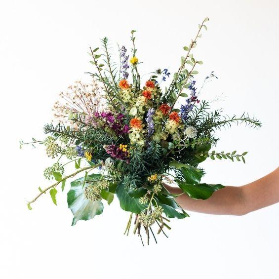 2 5 - Zimní kytice pro záplavu štěstí - Kytky od potoka
