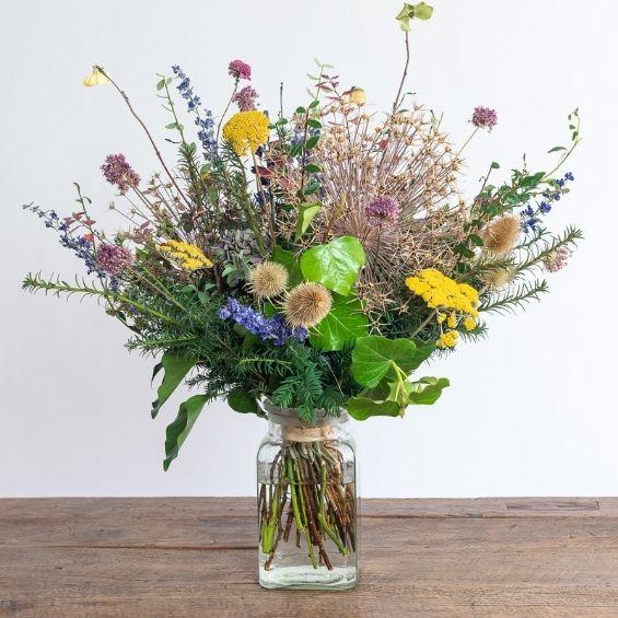 3 4 - Zimní kytice pro nezapomenutelný zážitek - Kytky od potoka