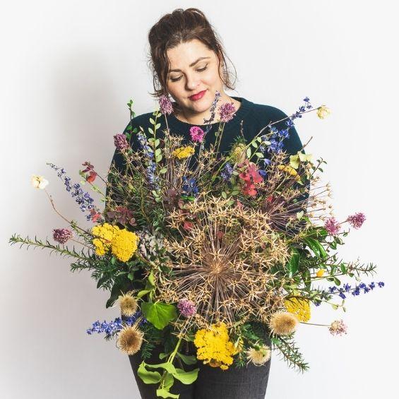 4 4 - Zimní kytice pro nezapomenutelný zážitek - Kytky od potoka
