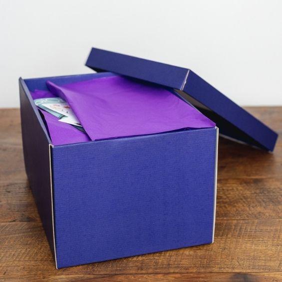 10 - Jarní kytice z krabice - Kytky od potoka