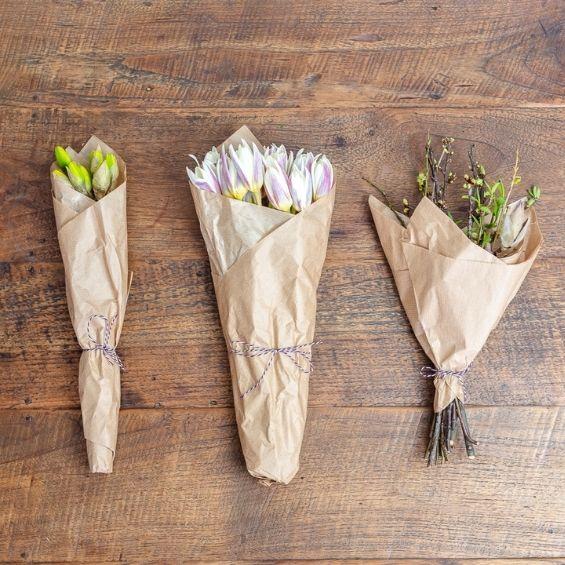 12 - Jarní kytice z krabice - Kytky od potoka