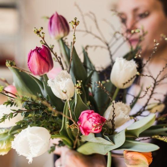 9 - Jarní kytice z lásky - Kytky od potoka