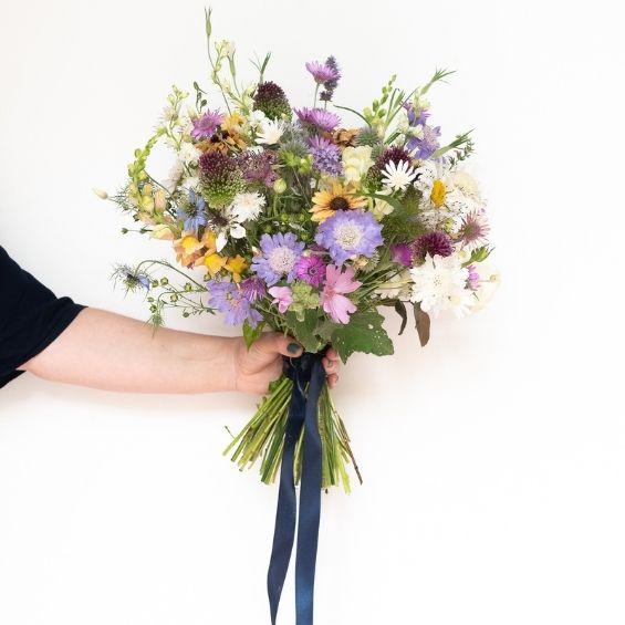 2 1 - Smuteční / kondolenční kytice - Kytky od potoka