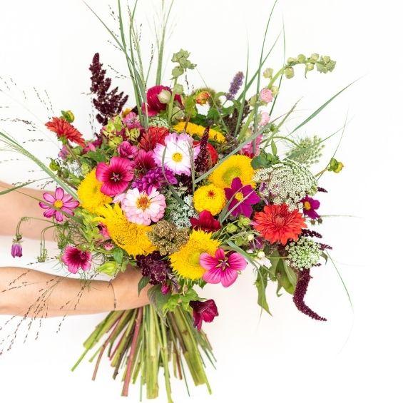 obří kytice