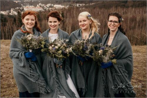 zimni svatba