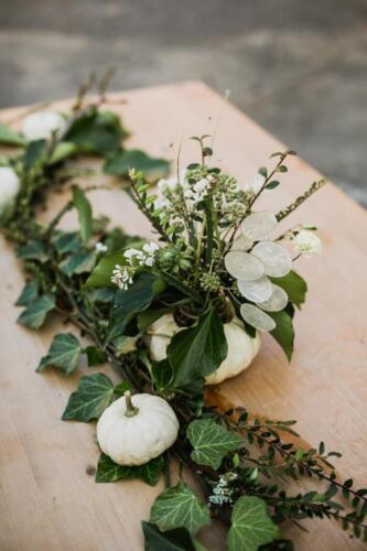podziní svatba výzdoba stolu
