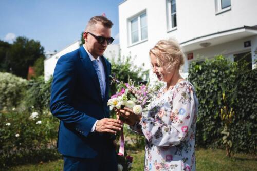 svatba v srpnu letní svatba