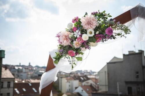 svatba v srpnu letní svatba slavobrana