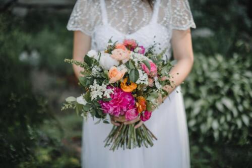 svatba na jaře