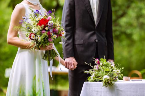 Luční svatba jaro 2018