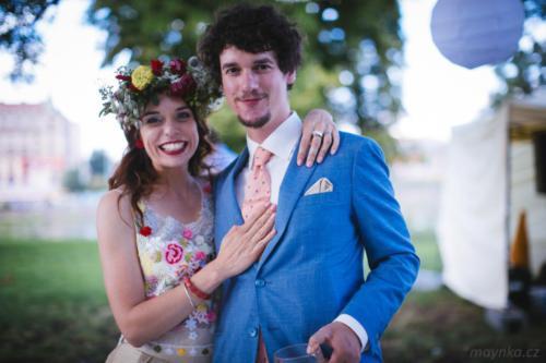 Anna a Marek Kytkyodpotoka svatba 1